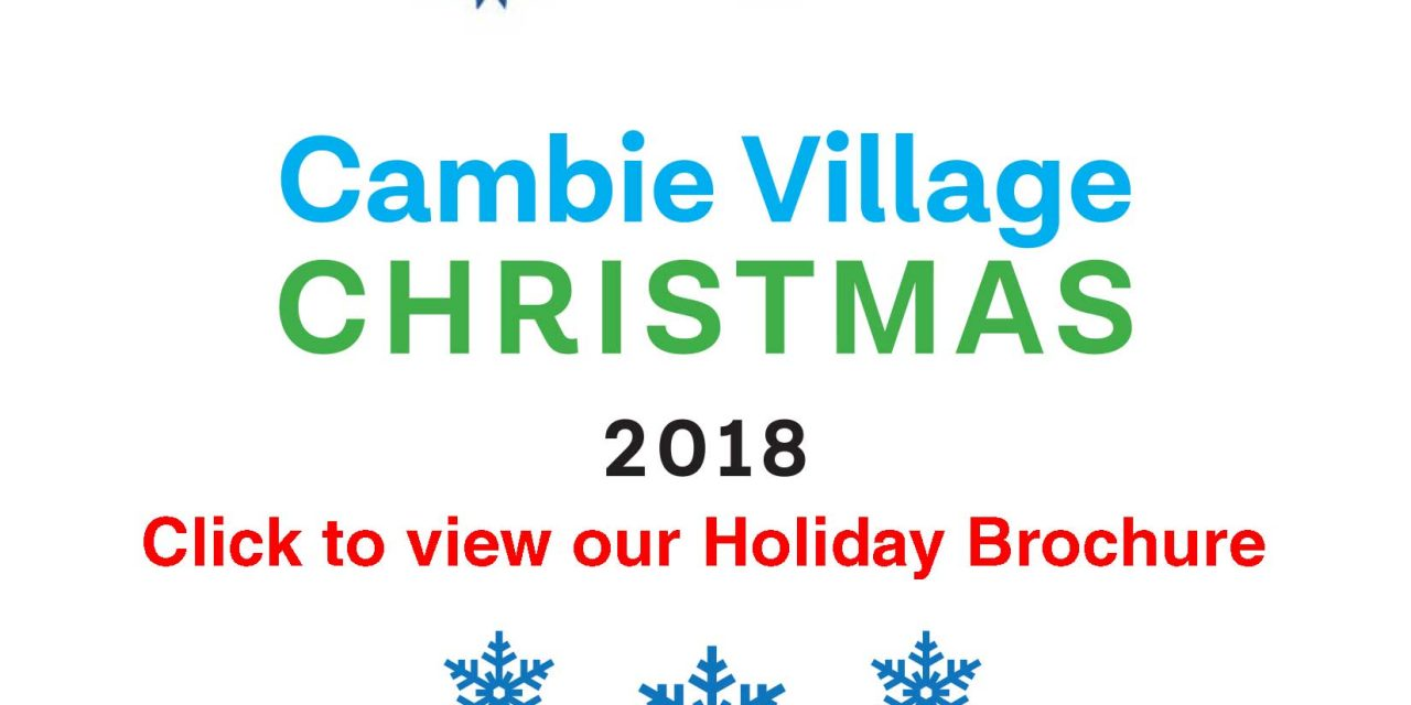 Christmas on Cambie