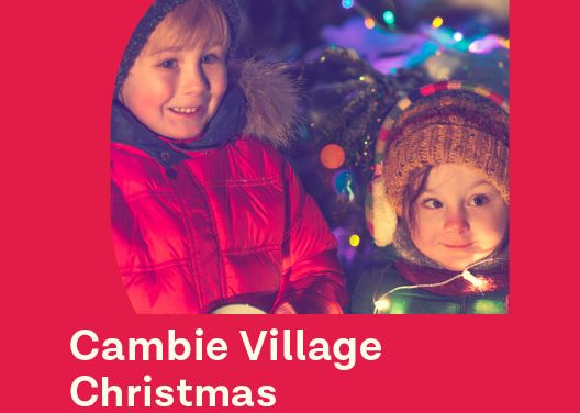 Cambie Village Christmas 2019