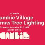 2nd Annual Cambie Village Christmas Tree Lighting