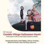 Cambie Village Haunted Halloween-Oct 26