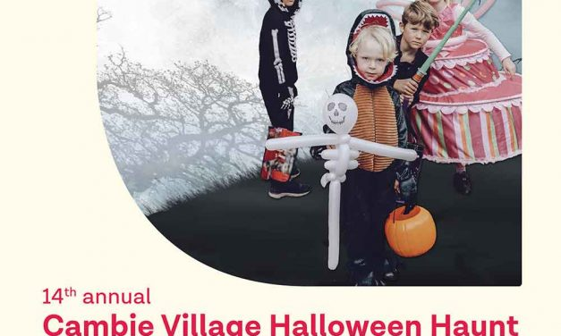 Cambie Village Haunted Halloween-Oct 26