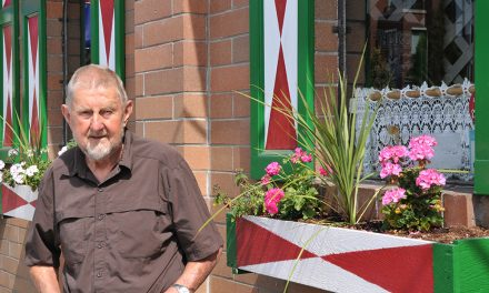 The BC Legend, John Dys, passed away on April 30. He lived in and had several businesses in Cambie Village.