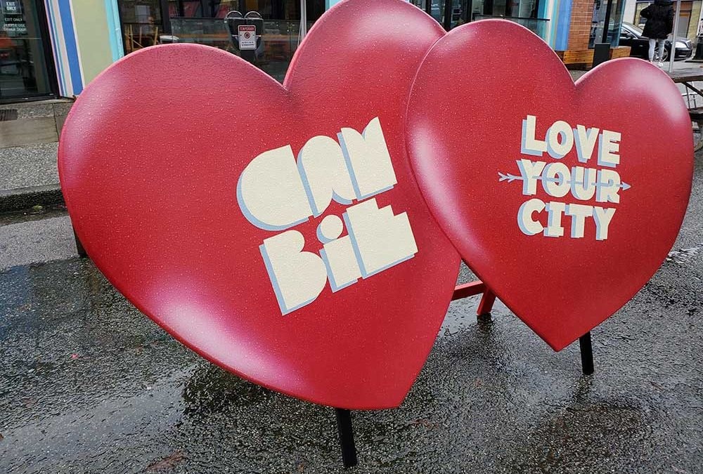 LOVE YOUR CITY CONTEST