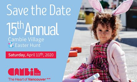 Cambie Village Easter Hunt-Apr 11